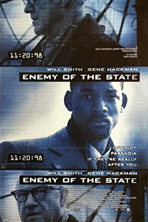 Enemy of the State film Poster