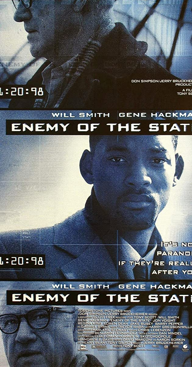 Subtitle of Enemy of the State