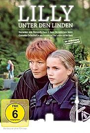 Lilly unter den Linden Poster