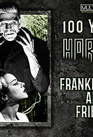 Frankenstein's Friends Poster