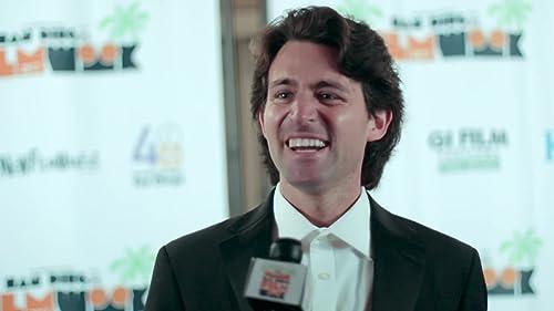 Matthew Rocca at San Diego Film Week 2017