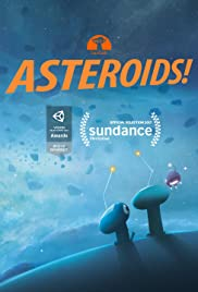 Asteroids! Poster