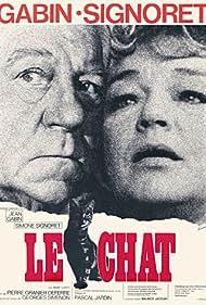Le chat (1971) Poster - Movie Forum, Cast, Reviews