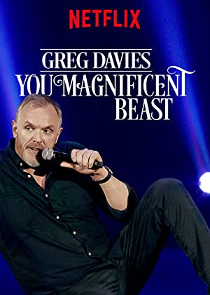 Movie Greg Davies: You Magnificent Beast (2018)