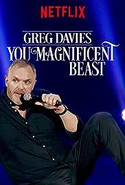 Greg Davies: You Magnificent Beast (2018) 720p