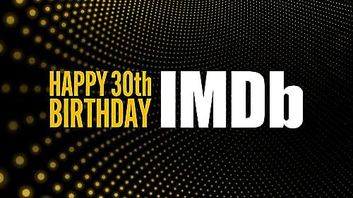 Stars Celebrate IMDb's 30th Anniversary