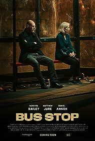 Matthew Jure and Vanessa Bailey in Bus Stop (2019)