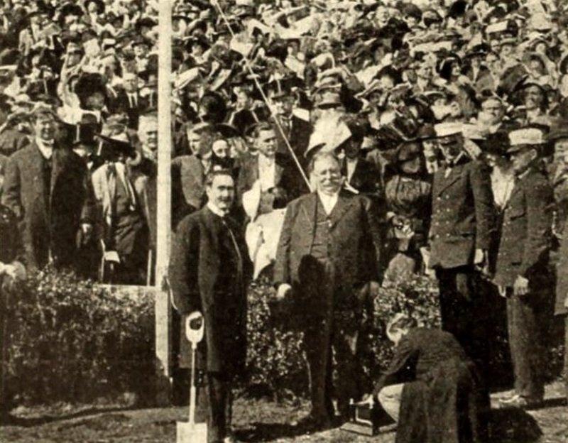 William Howard Taft in President Taft at San Francisco (1911)
