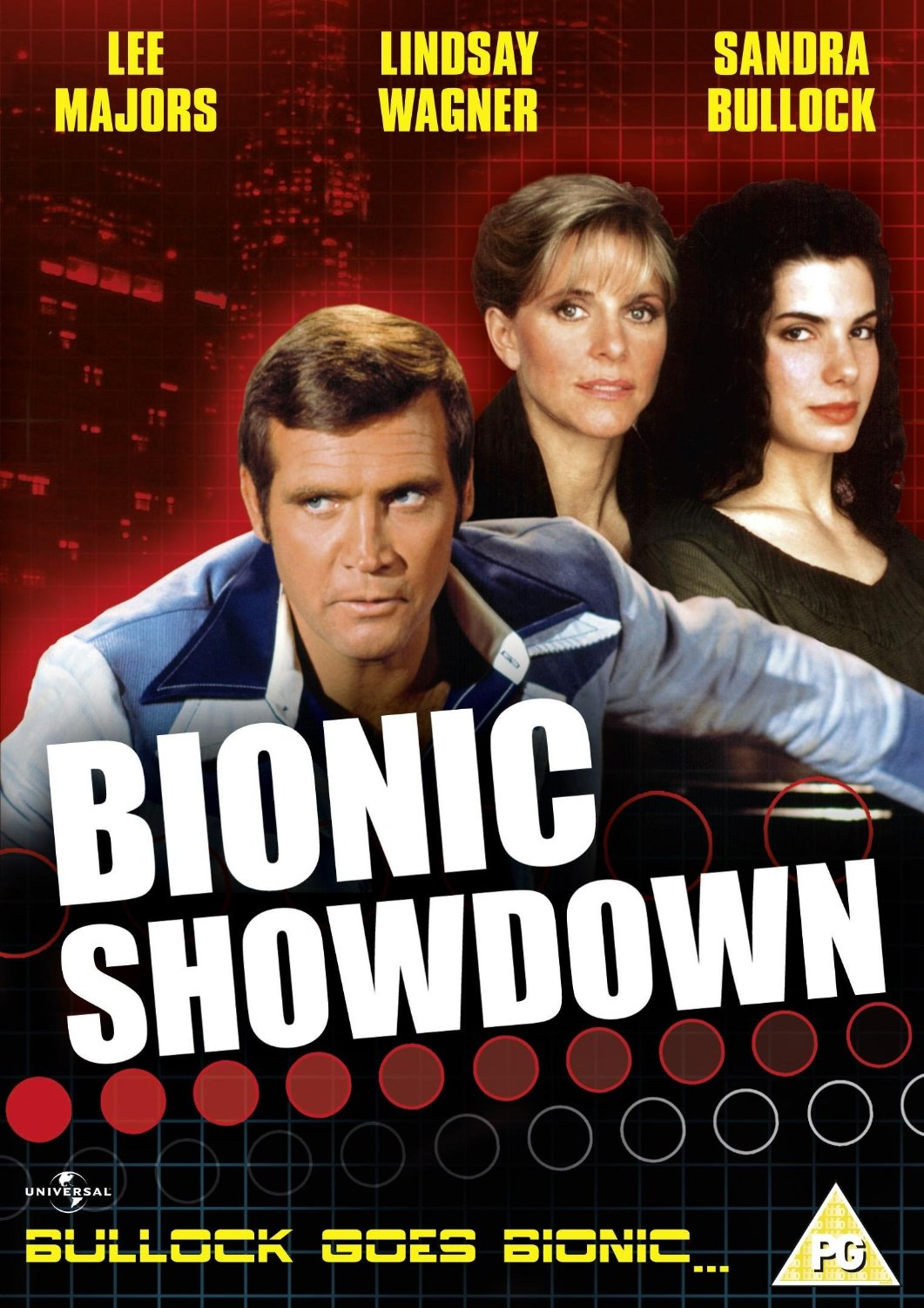 Bionic Showdown The Six Million Dollar Man And The Bionic Woman 1989