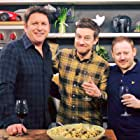 James Martin, Kenny Atkinson, and Chris Ramsey in Saturday Morning with James Martin (2017)