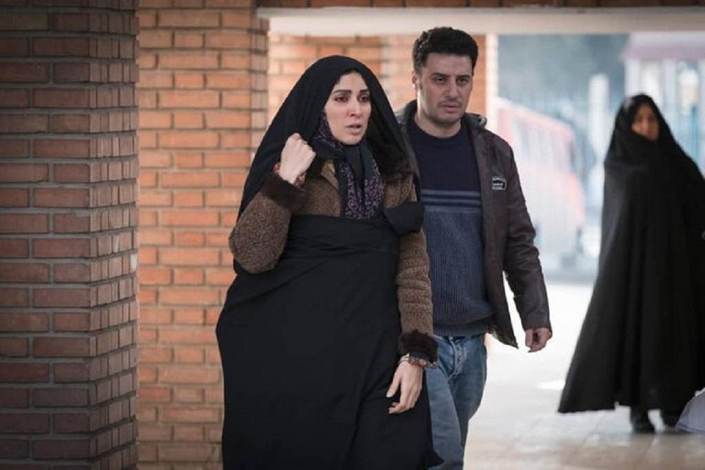Javad Ezati and Behdokht Valian in Pilot (2019)