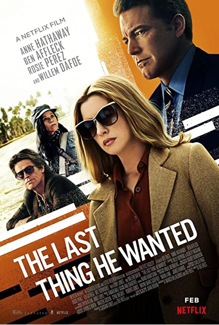 Film: The Last Thing He Wanted