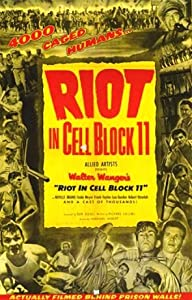Movies play download Riot in Cell Block 11 USA [QHD]