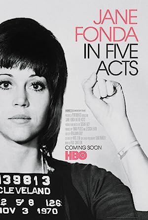 Where to stream Jane Fonda in Five Acts