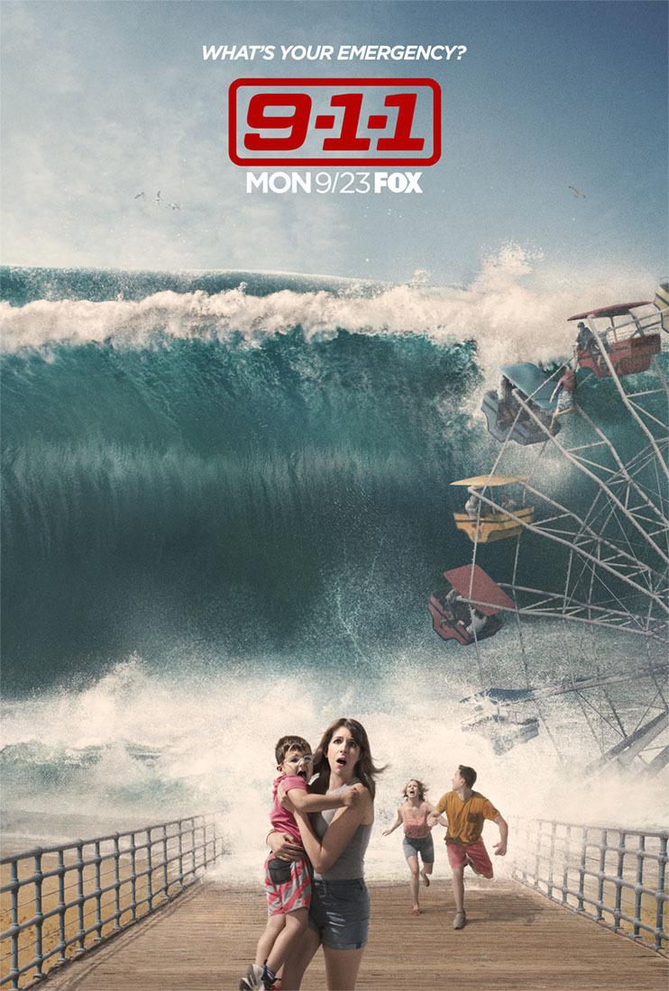 Pagalbos centras 911 (3 Sezonas) / 9-1-1 Season 3