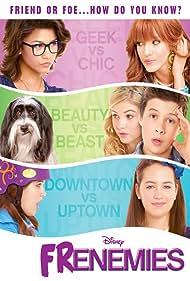 Mary Mouser, Bella Thorne, Stefanie Scott, Nick Robinson, and Zendaya in Frenemies (2012)