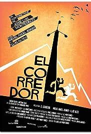 El corredor Poster