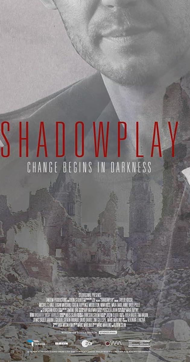 image poster from imdb - Shadowplay (2020) • TVSeries