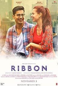 Kalki Koechlin and Sumeet Vyas in Ribbon (2017)