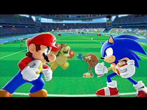 Mario & Sonic At the Rio 2016 Olympic Games (VG)