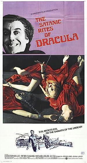 Where to stream The Satanic Rites of Dracula