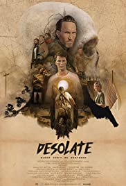 Desolate Poster