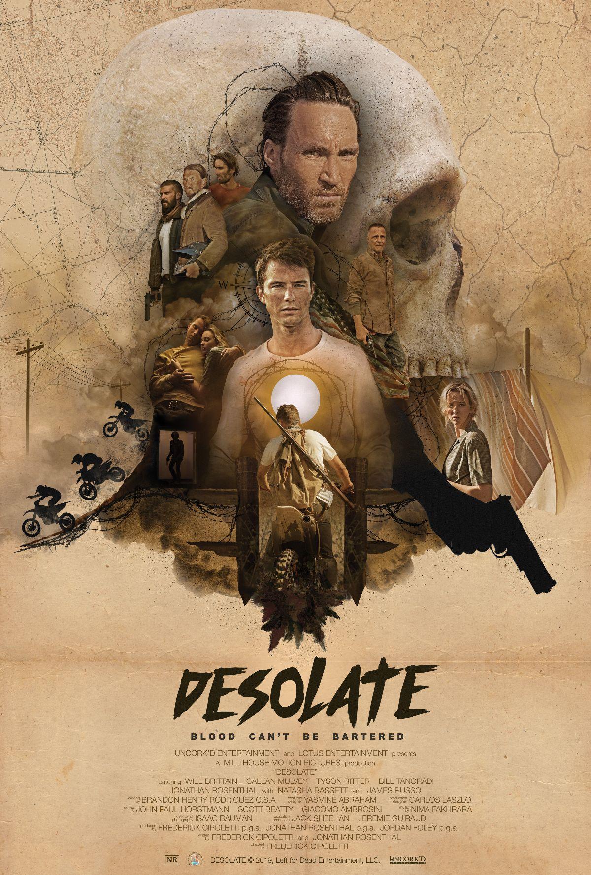 Desolate (2018) WEBRip 720p