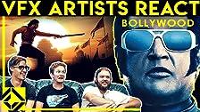 Los artistas de efectos visuales reaccionan a BOLLYWOOD Bad & Great CGi