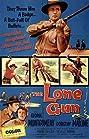 The Lone Gun (1954) Poster