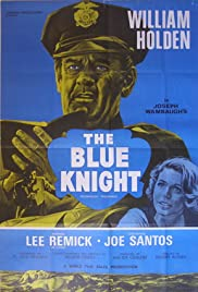 The Blue Knight Poster