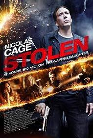 Nicolas Cage, Malin Akerman, Danny Huston, and Josh Lucas in Stolen (2012)