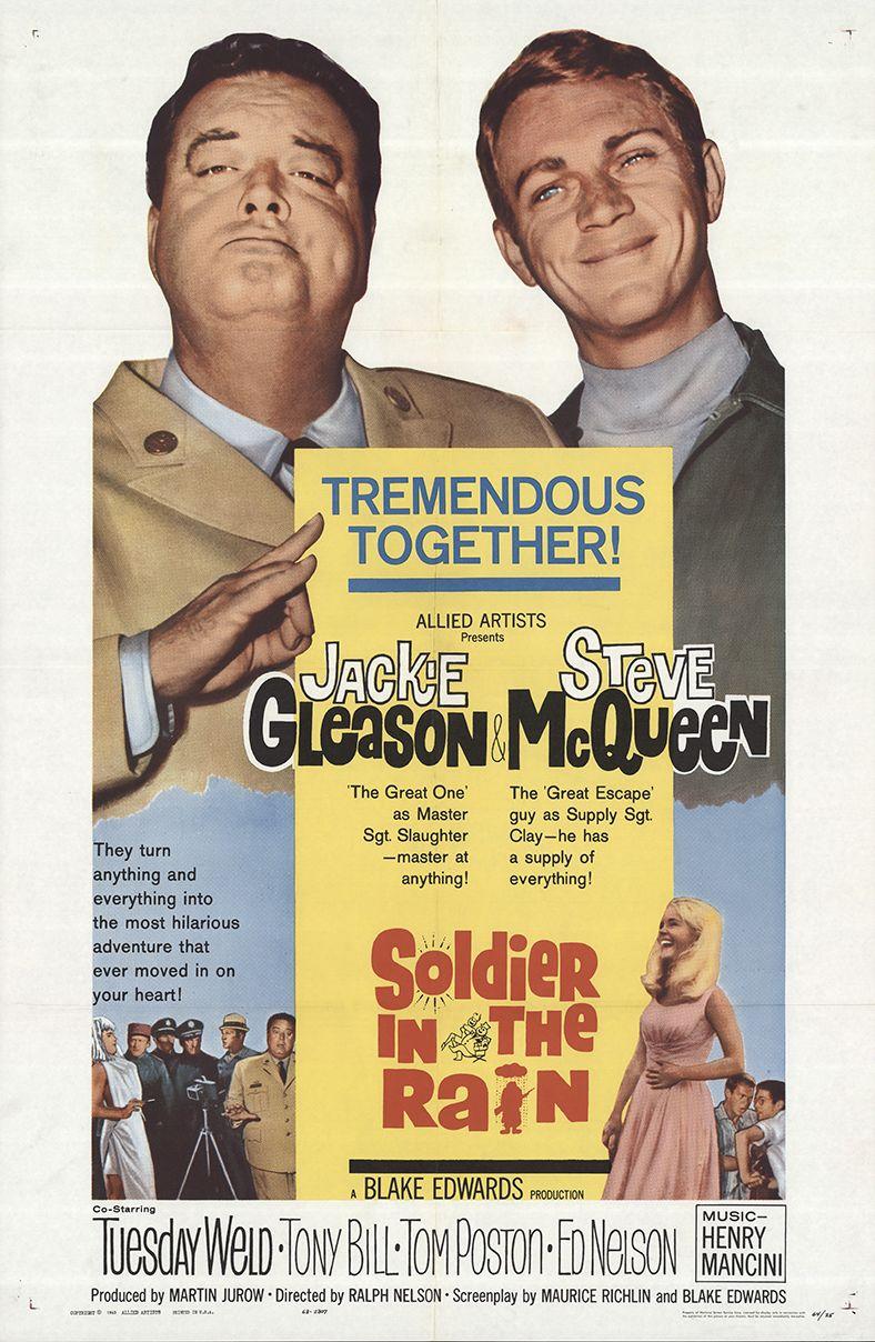 Soldier in the Rain (1963) - IMDb