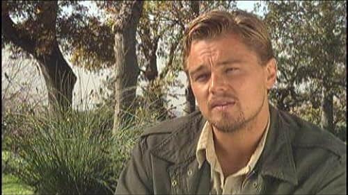 Leonardo DiCaprio Talks Blood Diamond