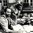 Eugene Clark and Stephen Mendel in Night Heat (1985)