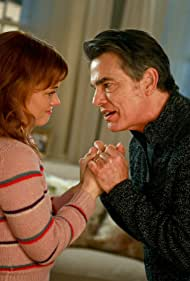 Peter Gallagher and Jane Levy in Zoey's Extraordinary Playlist (2020)