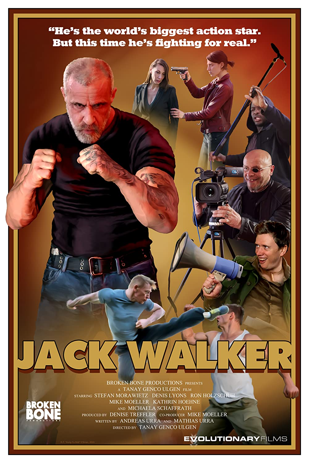 Jack Walker 2021 English 1080p | 720p | 300MB AMZN HDRip 1.4GB | 800MB Download