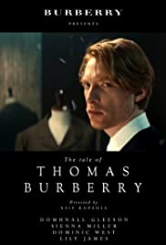 The Tale of Thomas Burberry (2016) Poster - Movie Forum, Cast, Reviews