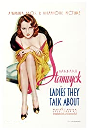 Ladies They Talk About (1933) Poster - Movie Forum, Cast, Reviews