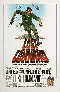 Best free movie websites download Lost Command Ralph Nelson [2K]