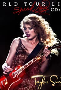 Primary photo for Taylor Swift: Speak Now World Tour Live
