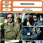 Alain Delon, Renato Salvatori, and Jean Yanne in Armaguedon (1977)