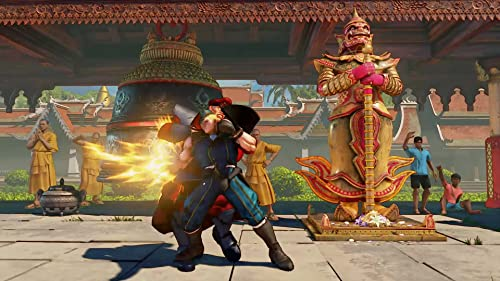 Street Fighter V: Ed