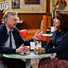 Christopher McDonald and Katey Sagal in Superior Donuts (2017)