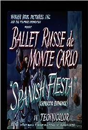 Spanish Fiesta Poster