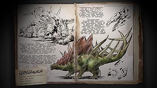 Ark: Survival Evolved: Giant Bee, Daeodon, Liopleurodon, Kentrosaurus, Tek Cave, & Ascension