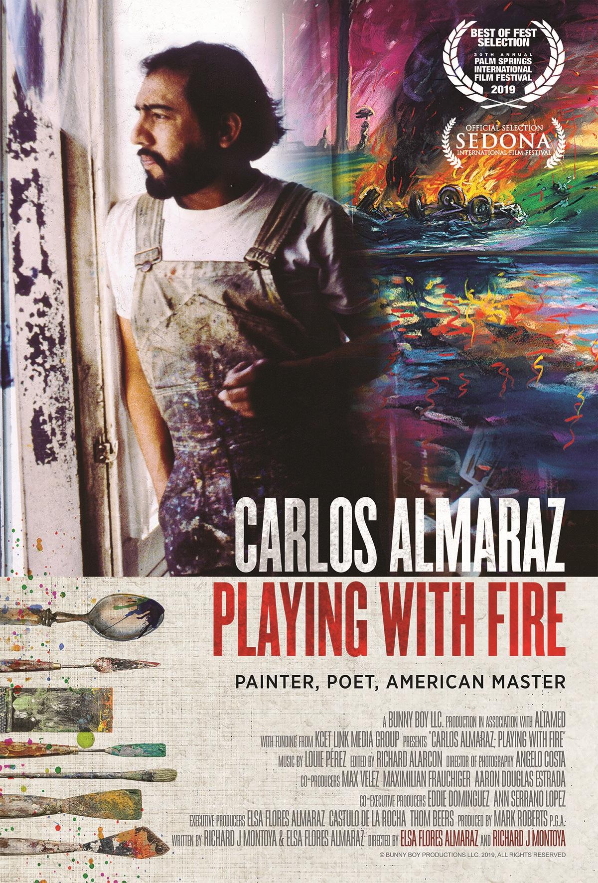 Carlos Almaraz Playing With Fire 2019 Imdb