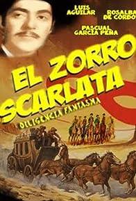 Primary photo for El zorro escarlata en diligencia fantasma