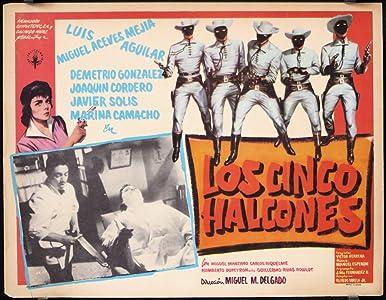 Watch 3gp movies Los cinco halcones Mexico [Bluray]