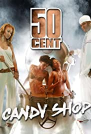 50 Cent Feat. Olivia: Candy Shop Poster