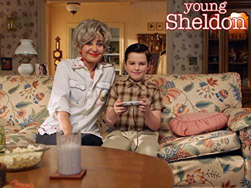 Joven Sheldon 2×08 – Una princesa de 8 bits y un genio de los neumáticos pinchados